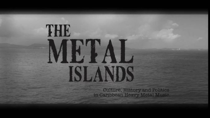 The Metal Islands, documentary.