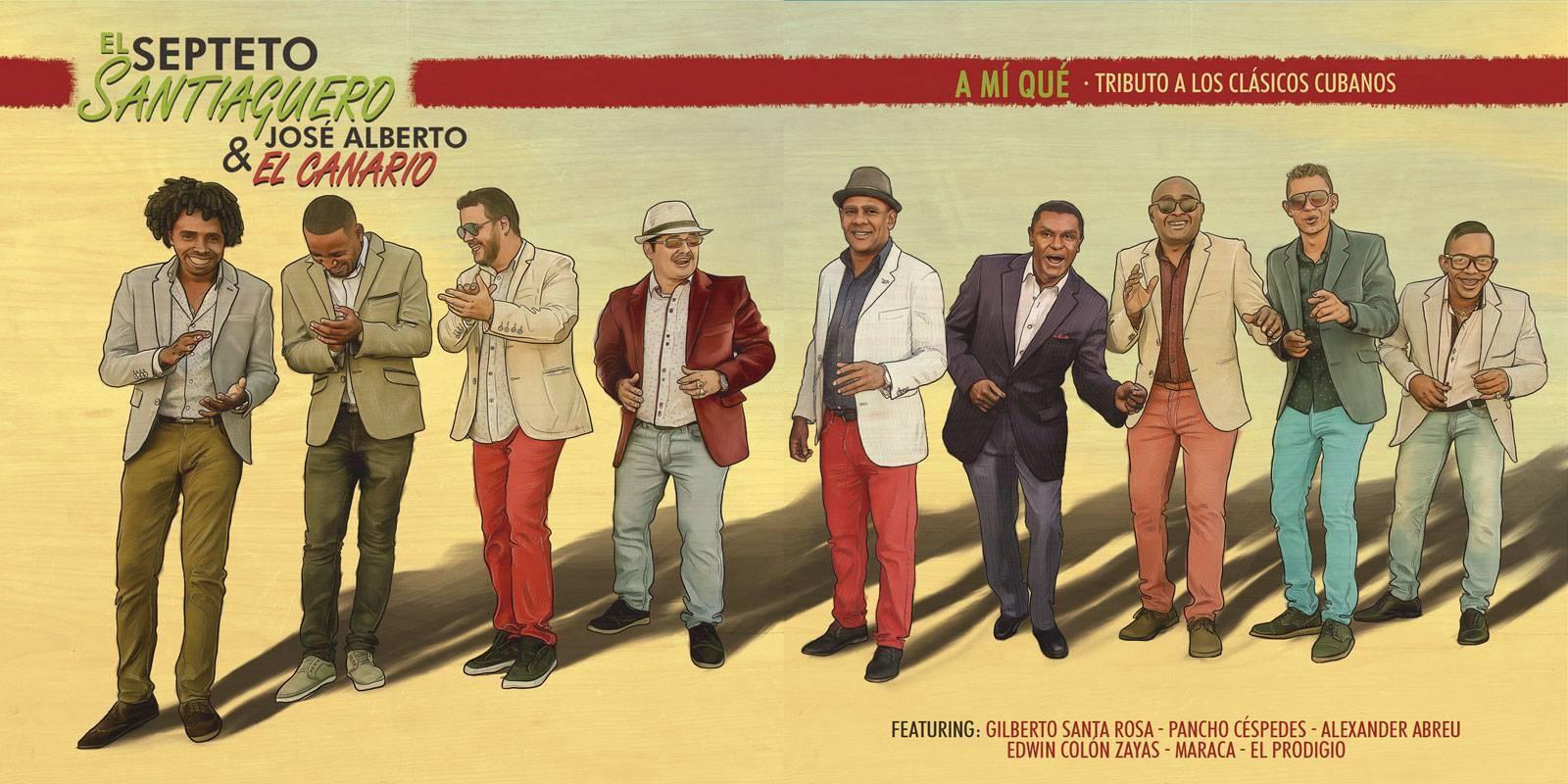 Foto: Página Oficial del Septeto Santiaguero