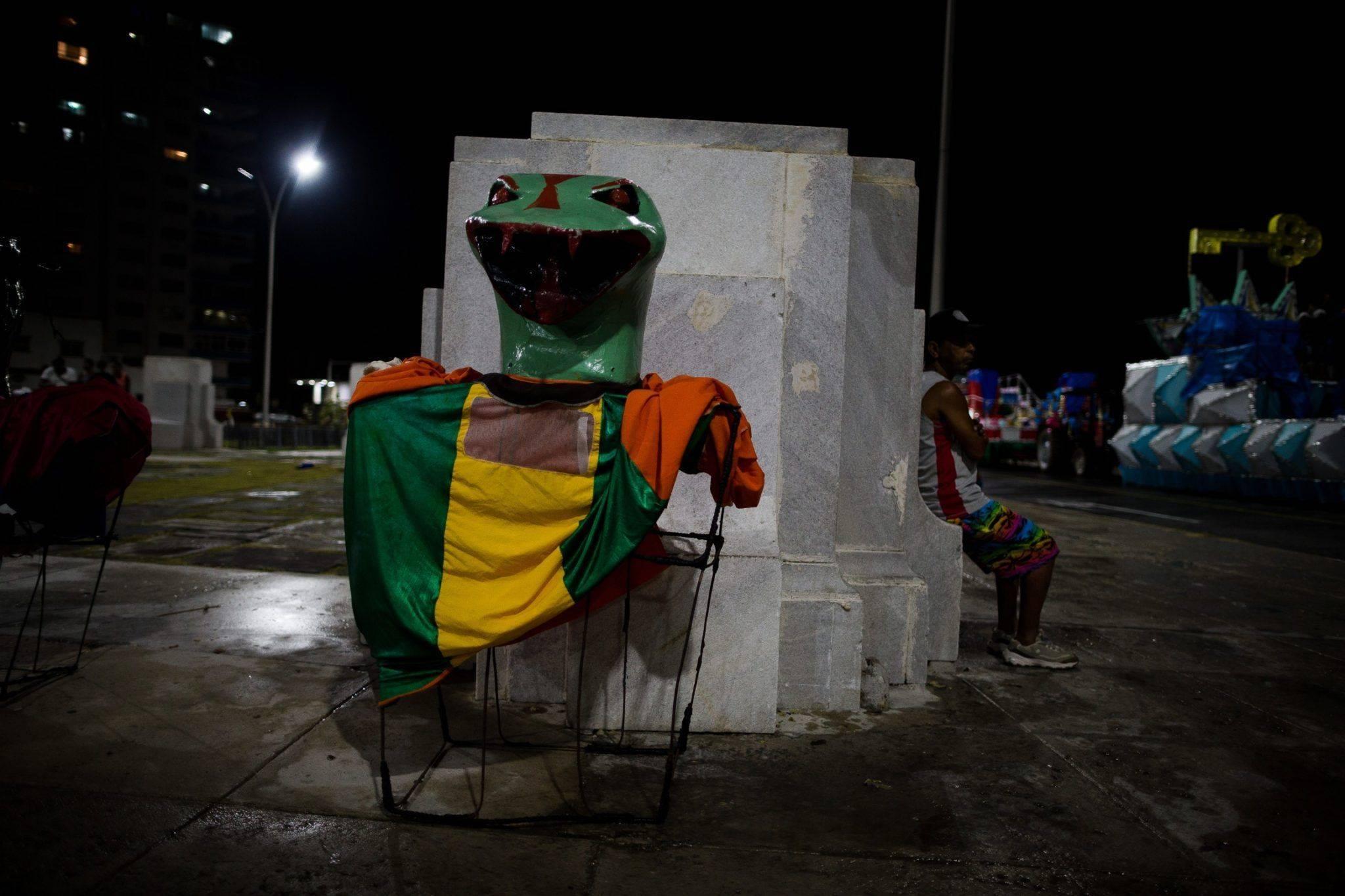 Carnavales habaneros 2018. Foto: Fernando Medina.