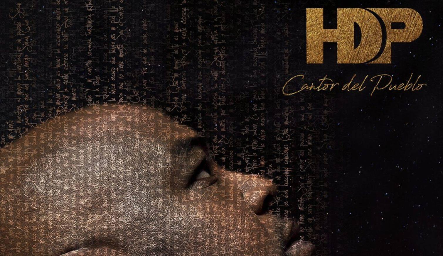 Cover of the album Cantor de pueblo. Photo: Páfata Productions.