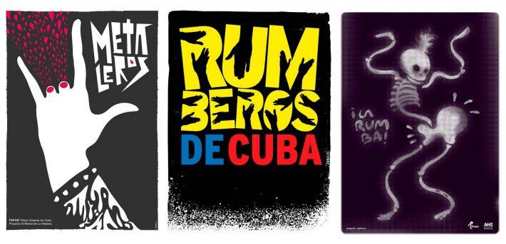 Photo: Cuban posters