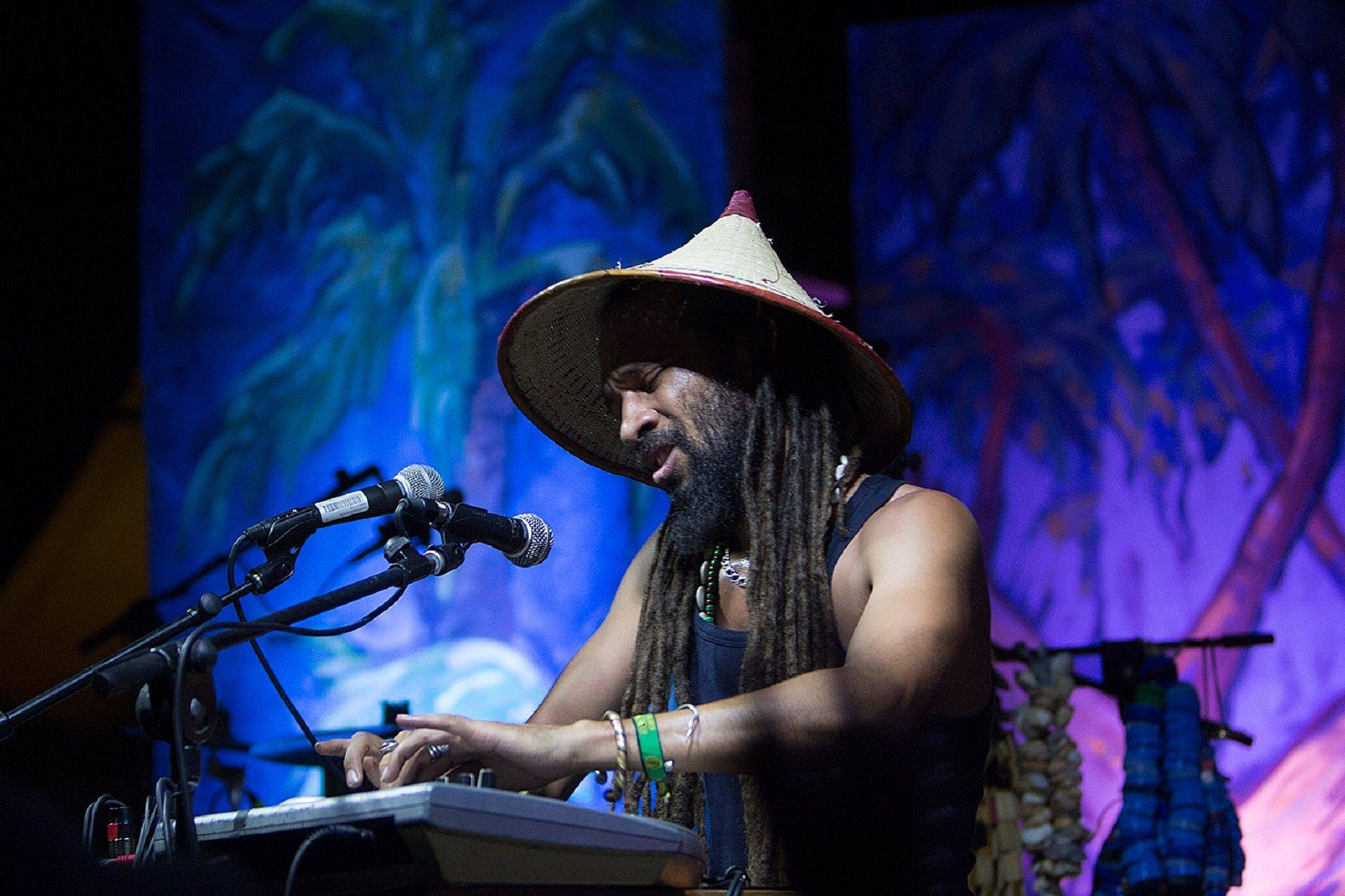 Kumar Sublevao Beat. Photo: Ronald Salazar (Courtesy of the artist)