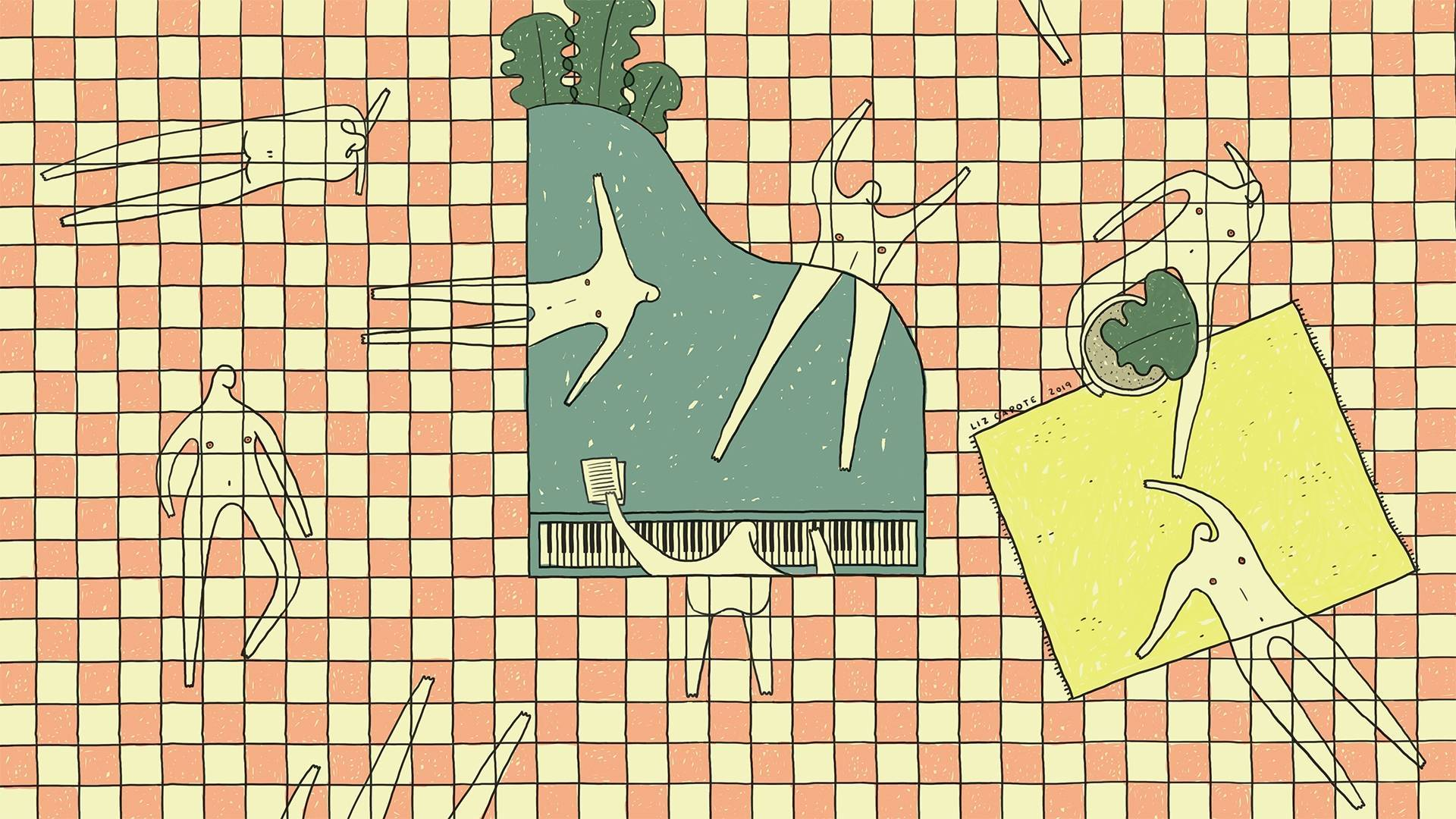 Illustration: Liz Capote.