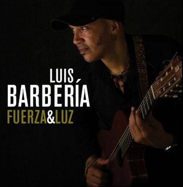 "Cover of the album ""Fuerza y Luz"", by Luis Alberto Barbería."