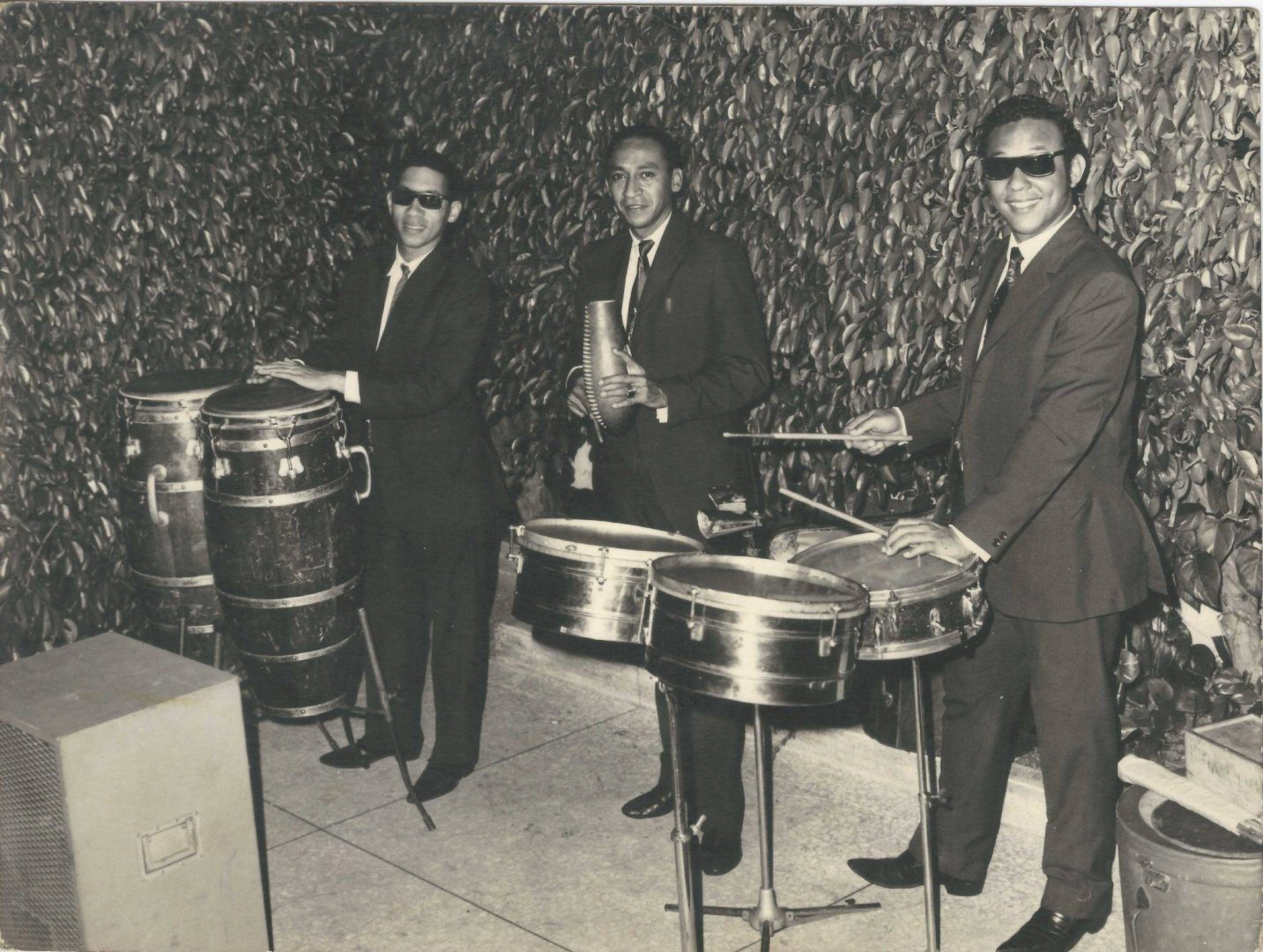 The Orient Rhythm Orchestra. Photo: Courtesy of the Author