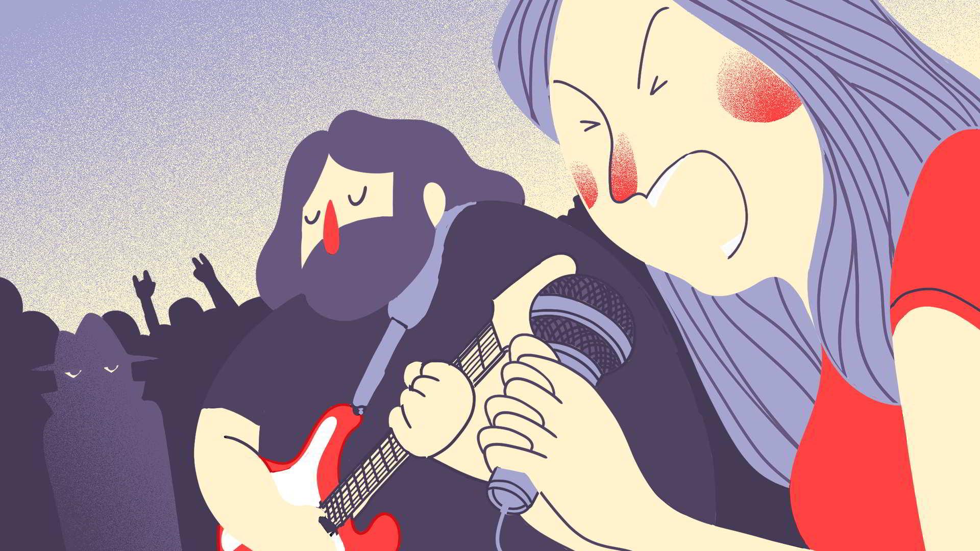 Ilustración: Mayo Bous / Magazine AMPM.