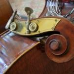 Luthiers en La Habana Vieja. Foto: Maité Fernández