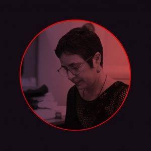 Miriam Escudero. Foto: Fabrizio Sansoni.