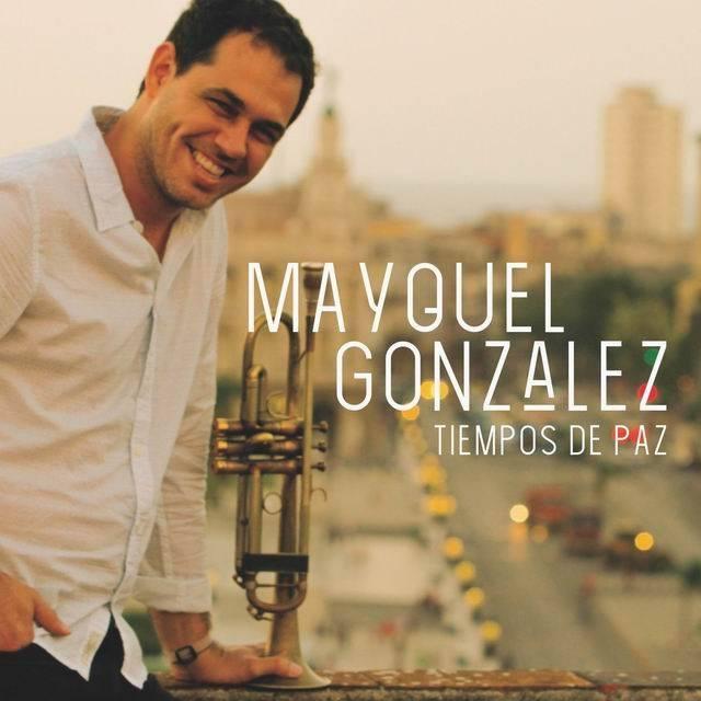 Cover of the album Tiempos de Paz, by Maykel González.