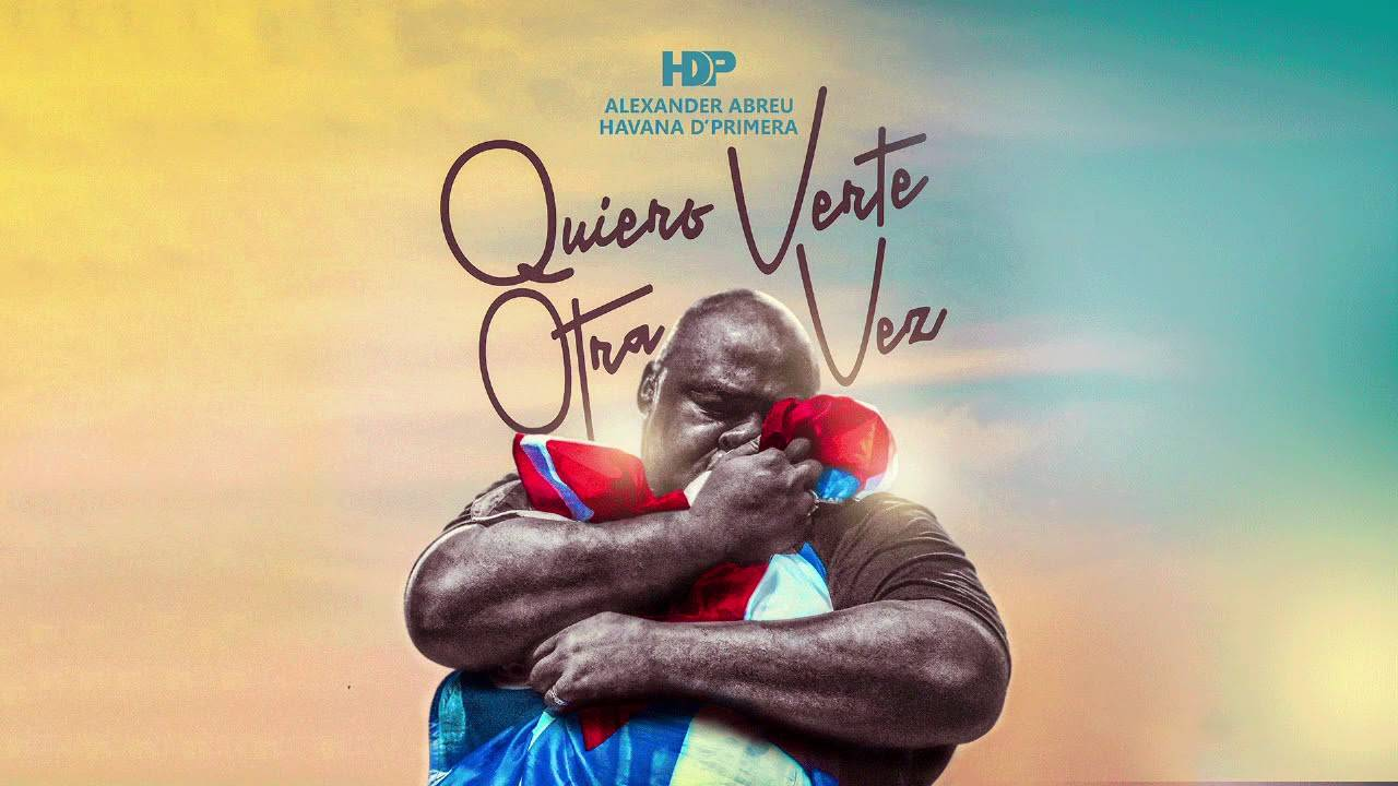 Cover image of the single Quiero verte otra vez.