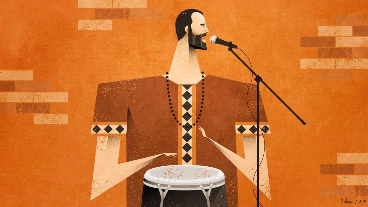 Juan Carlos Piñol. Ilustración: Román Alsina