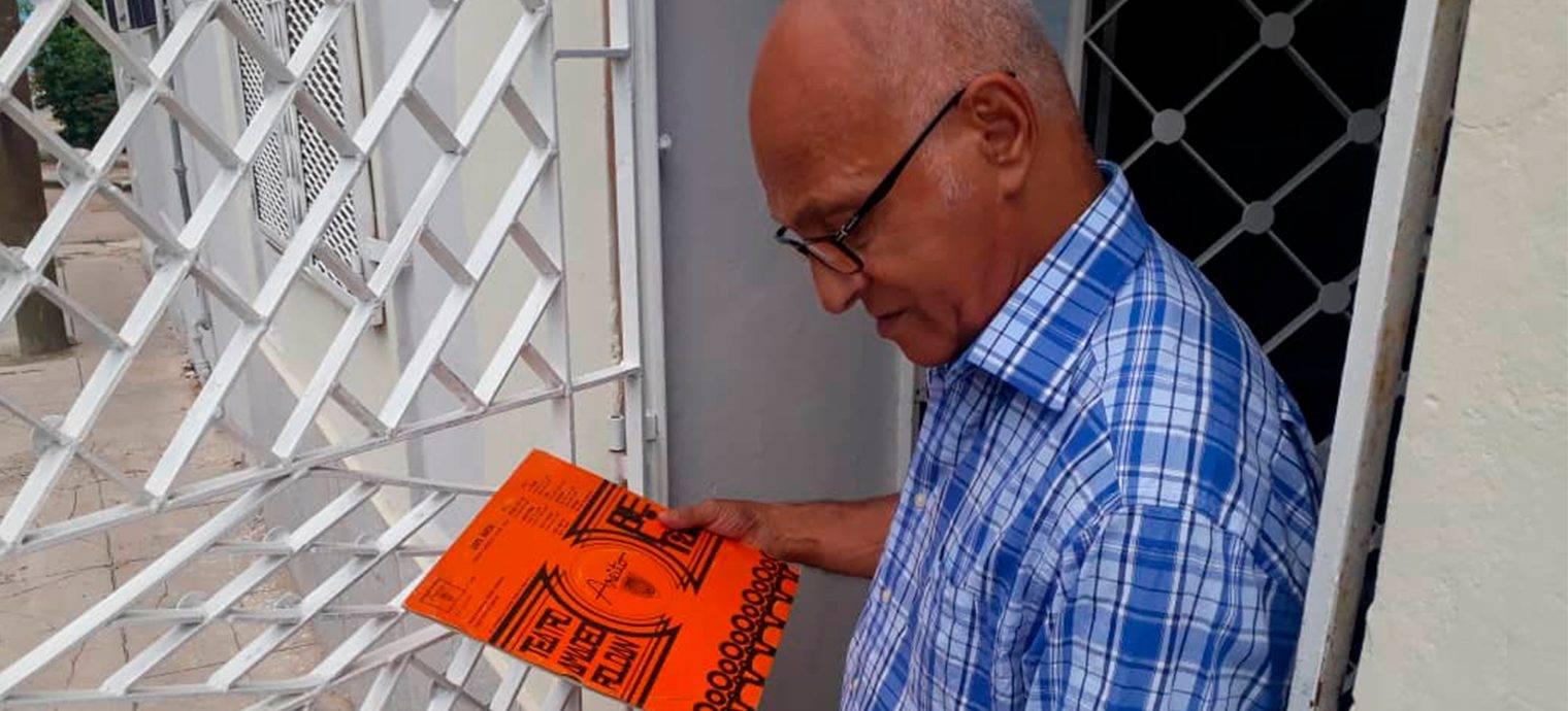 José Pérez Lerroy. Foto: Rafael Valdivia / Magazine AM:PM.