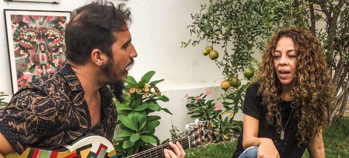 Oscar Sánchez y Marbis Manzanet. Foto: Oscar Sánchez. Foto: Angel Gabriel Carrera.