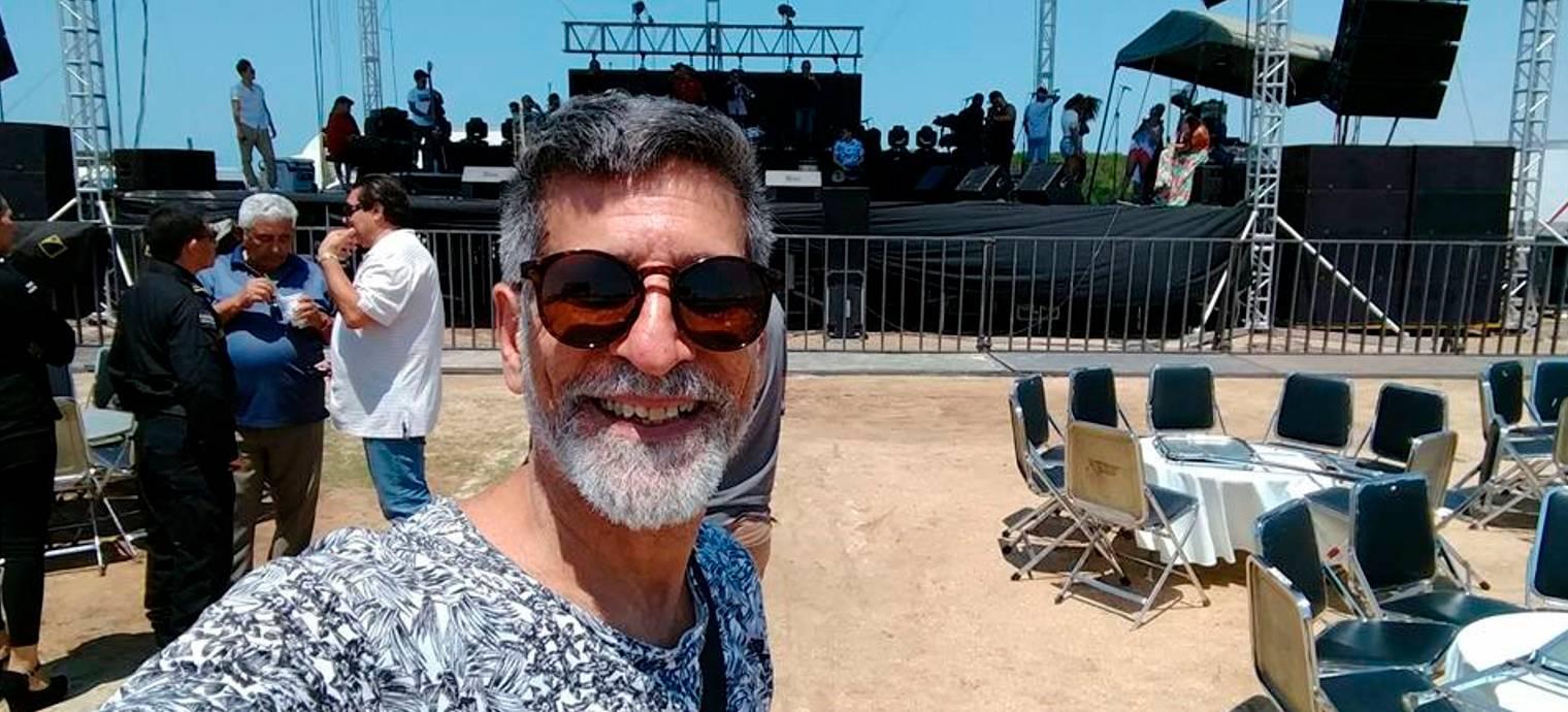 Omar Mederos. Foto: Cortesía de Omar Mederos.