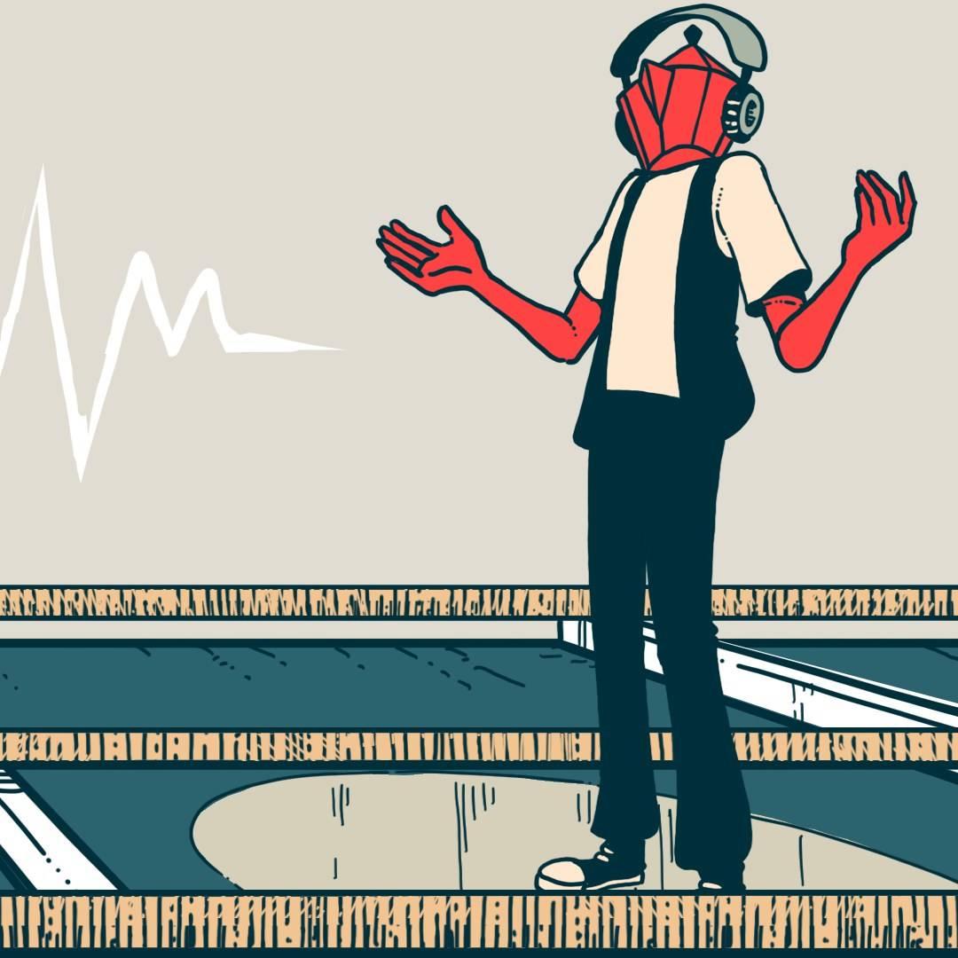 Ilustración Mayo Bous/ Magazine AM:PM.