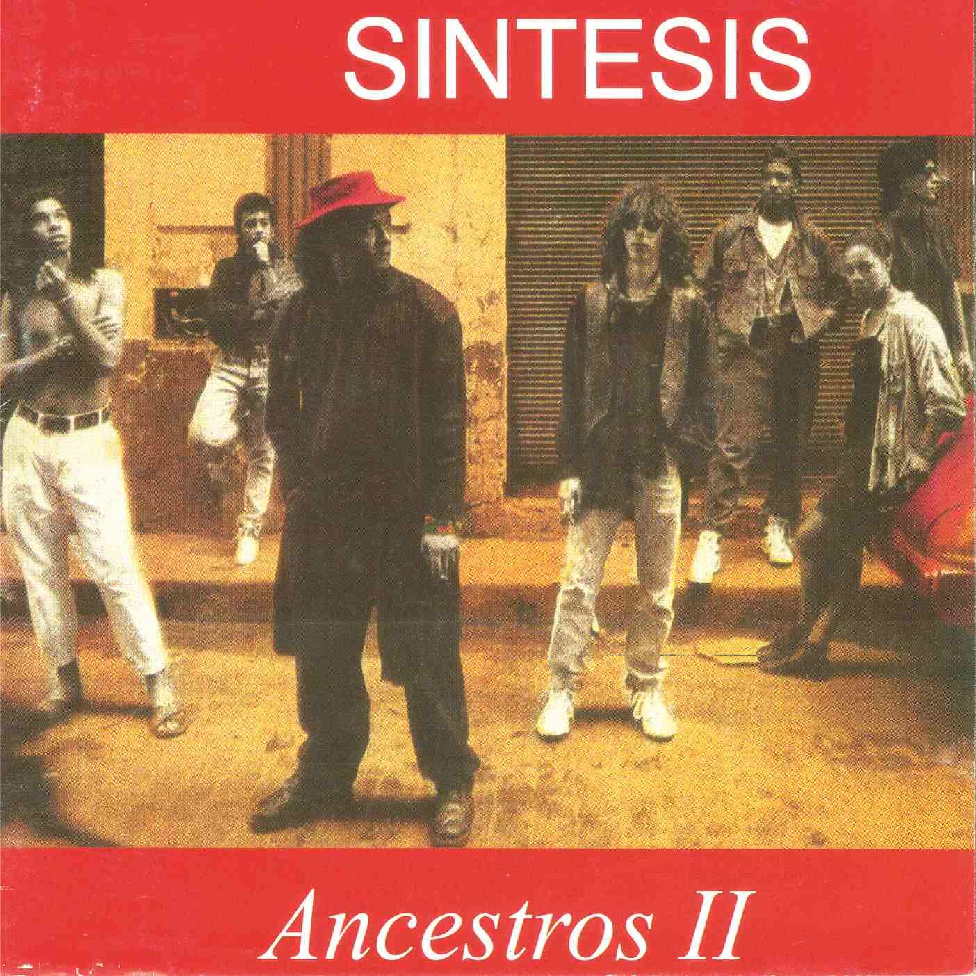 Portada del álbum Ancestros II