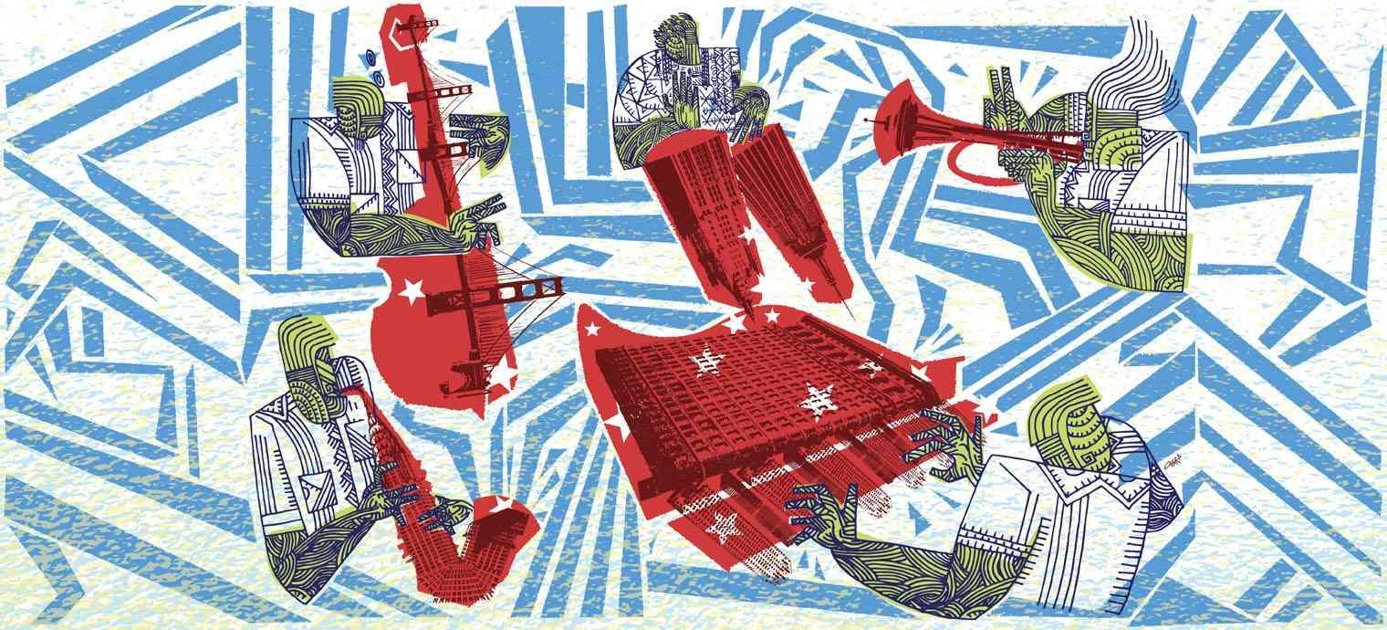 Ilustración: Rubén Cabrera (Cabra).