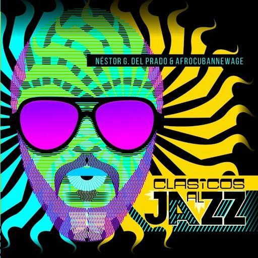 Portada del álbum Clásicos al jazz.