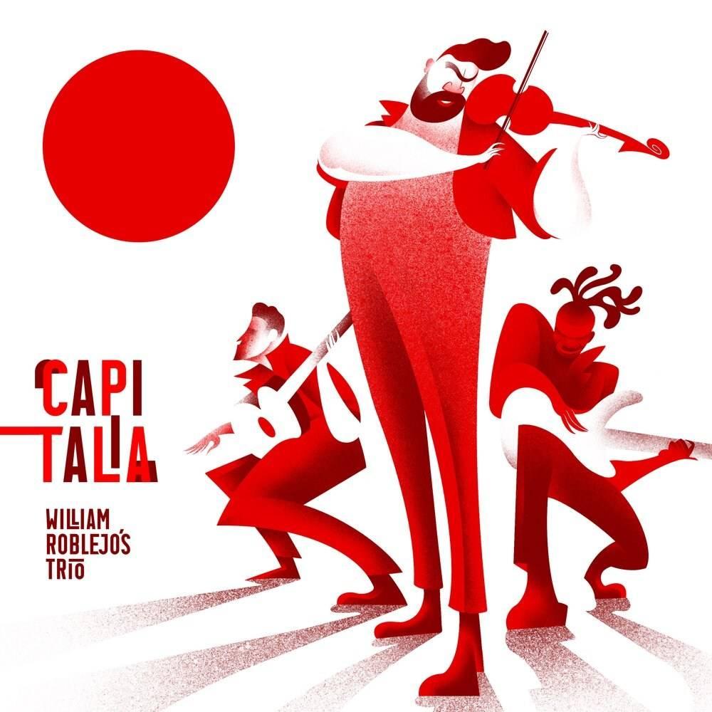 Portada del álbum Capitalia.