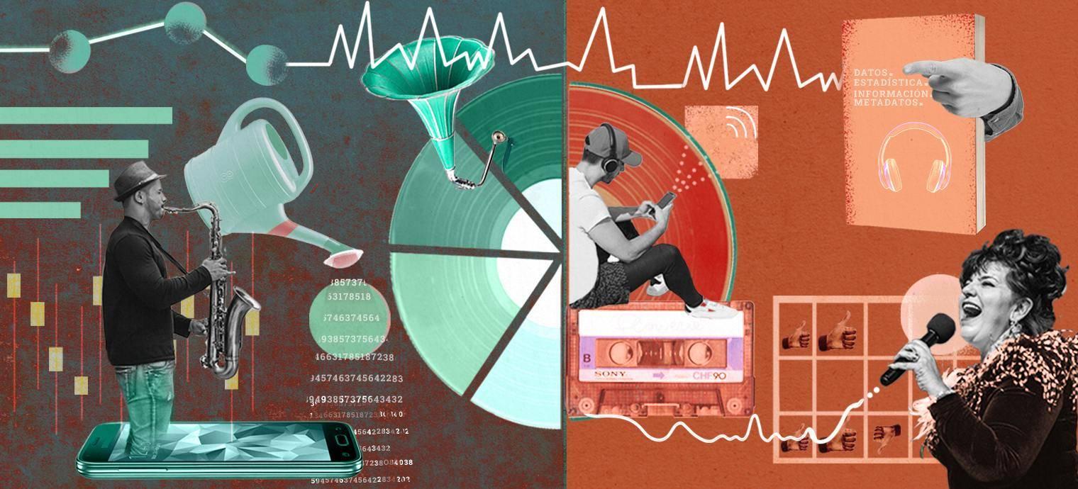 La industria musical en números: ¿tierra baldía?